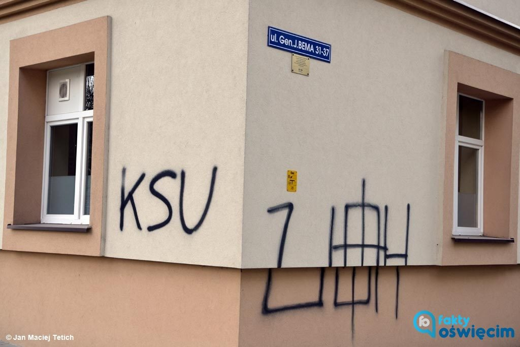 Wspólnoty mieszkaniowe wydaję tysiące złotych na nowe elewacje. Potem do akcji przystępują pseudografficiarze. Wątpliwy street art denerwuje właścicieli.