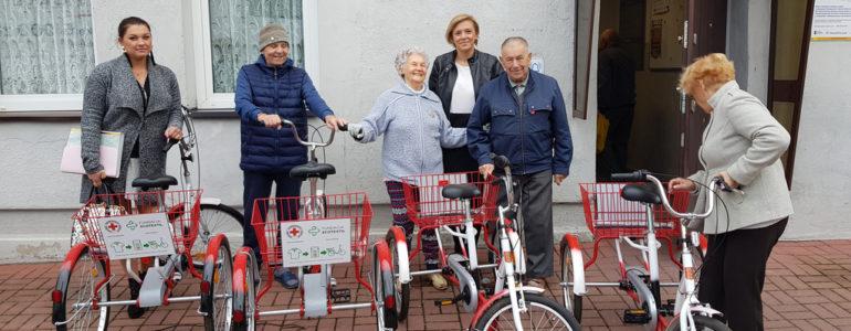 Wypożyczalnia rowerów rehabilitacyjnych w Oświęcimiu otwarta – FOTO