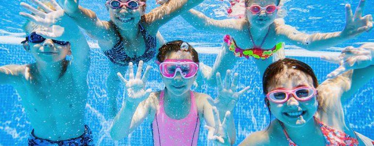 Nawet czterolatki nauczą się pływać z Beskid Team