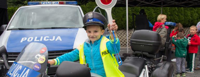 Policyjna Odyseja z eFO dla zdrowia i bezpieczeństwa – FLM, FOTO