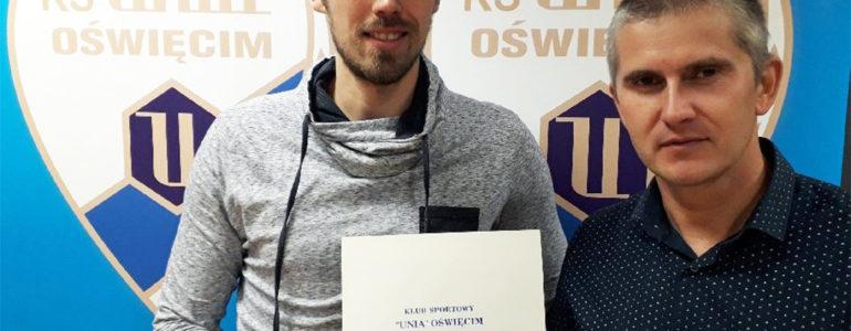 Iiro Vehmanen zagra w meczu z Jastrzębiem