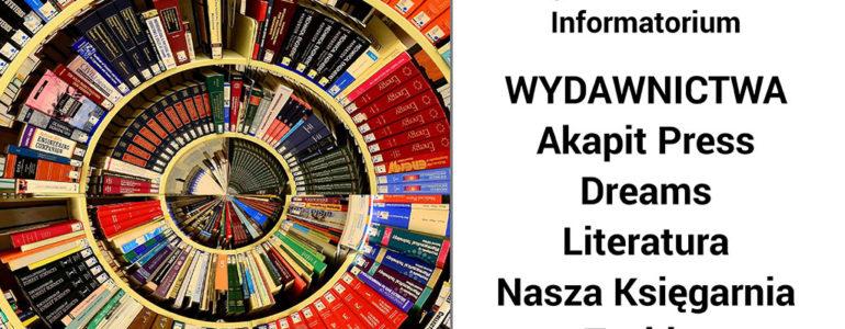 Kiermasz książek w miejskiej książnicy