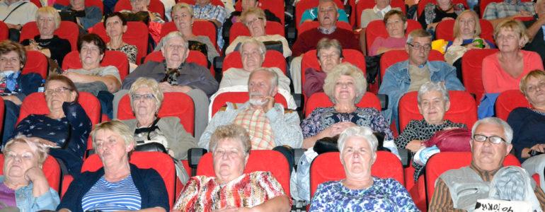 Rekordowe Kino dla Seniorów w Planet Cinema – FILM, FOTO