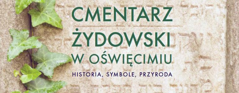 Prezentacja przewodnika po cmentarzu żydowskim w Oświęcimiu