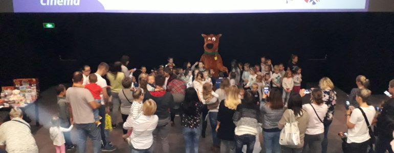 Znowu rekord w Planet Cinema, tym razem pełna sala dzieci – FOTO
