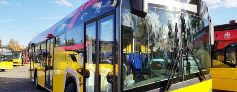 Dodatkowe kursy autobusów