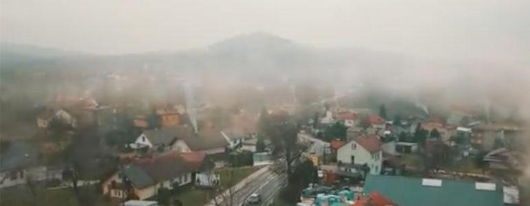 Polski Alarm Smogowy podpisał umowę z NIK i GCNP – FILM