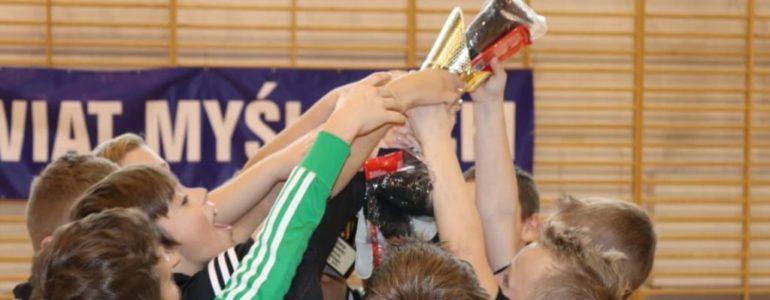 Orlicy Unii wygrali turniej w Myślenicach