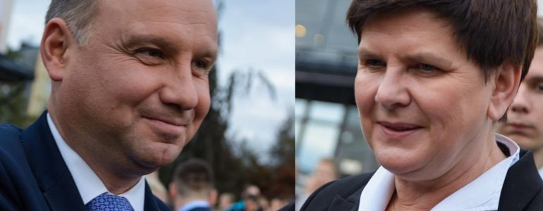 Barbórka z prezydentem Dudą i wicepremier Szydło