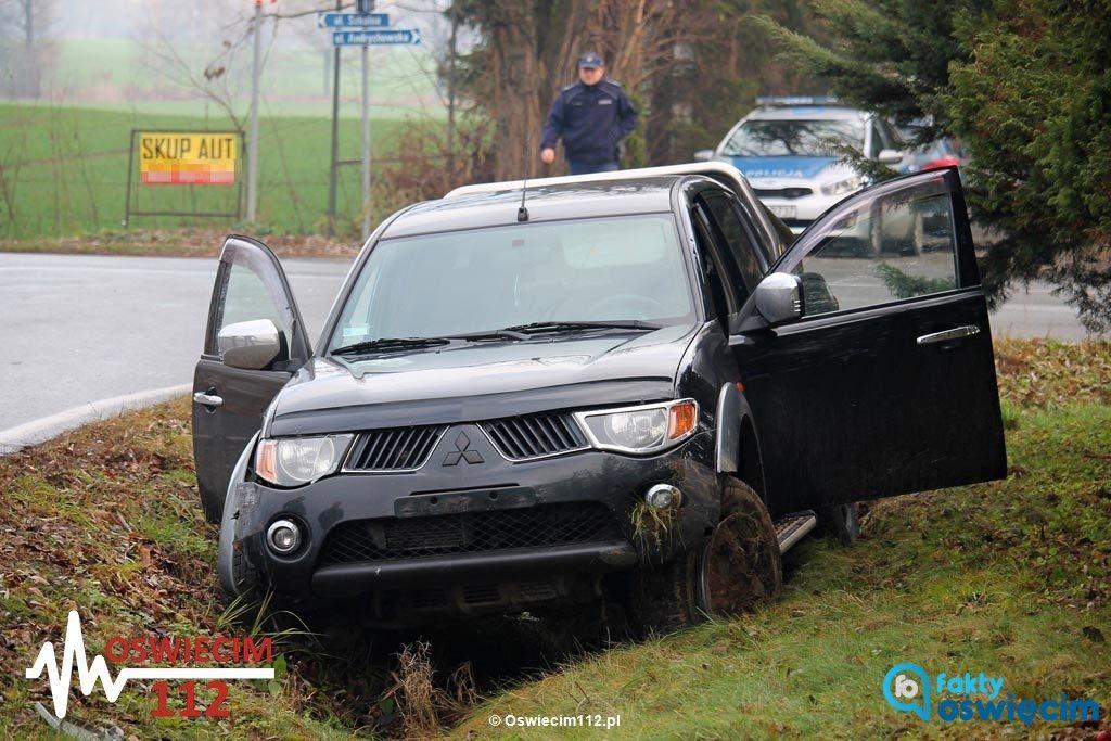 Policyjnym pościgiem zakończyła się dzisiaj próba zatrzymania pick-up'a do kontroli drogowej. Okazało się, że kierowca był poszukiwany listem gończym.