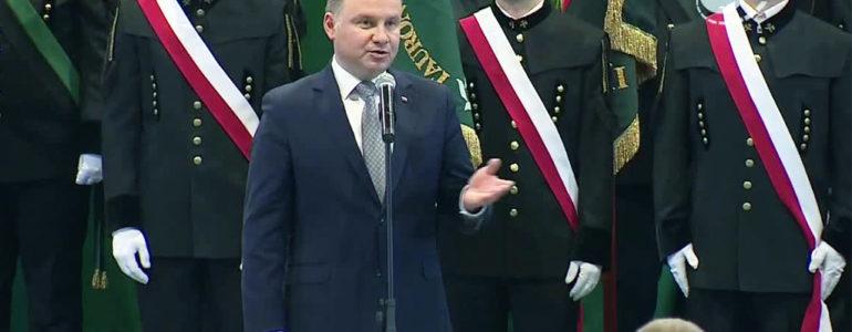 A. Duda: Nie pozwolę, by ktoś zamordował polskie górnictwo – FILM