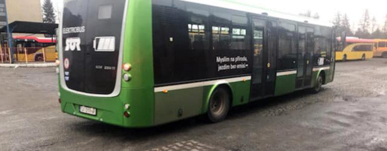 Elektryczny, czeski SOR jeździ po ulicach – FOTO