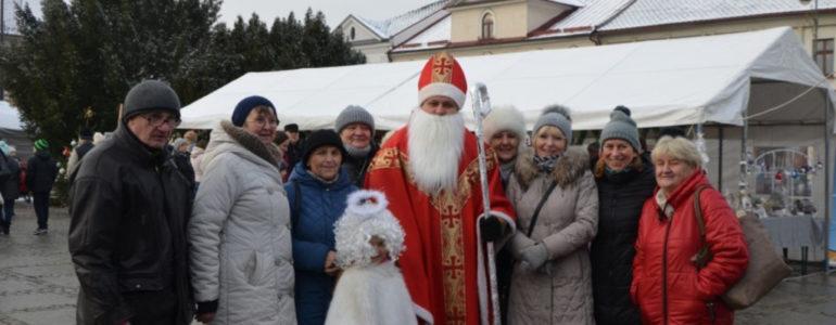 Jarmark Bożonarodzeniowy przyciągnął tłumy kęczan – FOTO
