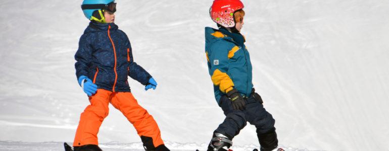 Zapisz dziecko na naukę jazdy na nartach