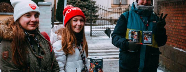 WOŚP 2019: Prawie 95 tysięcy złotych w Kętach – FILMY, FOTO