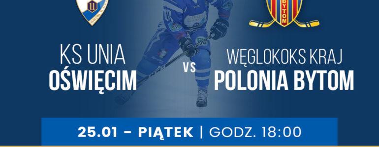Bilety online na mecz Unia Oświęcim – Węglokoks Polonia Bytom