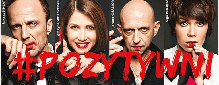 #Pozytywni – spektakl Teatru Imka w Warszawie