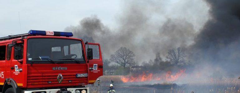 Będą pieniądze dla ochotniczych straży pożarnych