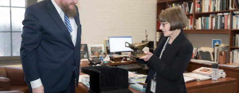 Światło Pamięci dla dyrektorki Muzeum Holokaustu w Waszyngtonie