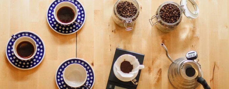 Cupping, czyli degustacja kawy z palarnią WeCoffee