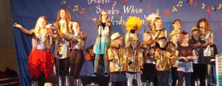 Polsko-niemieckie śpiewy dla Basi – FILMY, FOTO