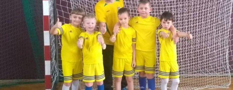Żacy LKS Skidziń wygrali ostatni turniej w cyklu
