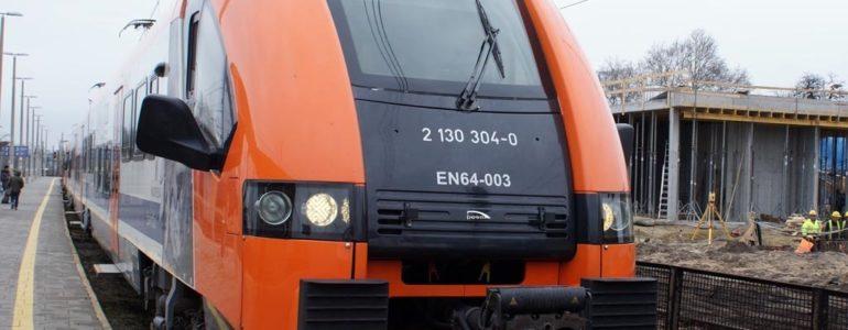 Pociągi wróciły na trasę Oświęcim – Czechowice