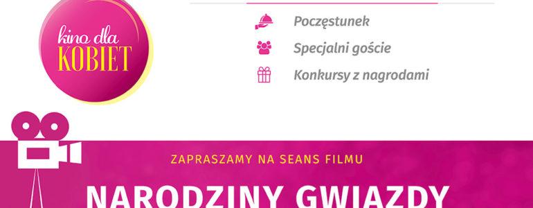 Kino dla Kobiet w kinie Planet Cinema
