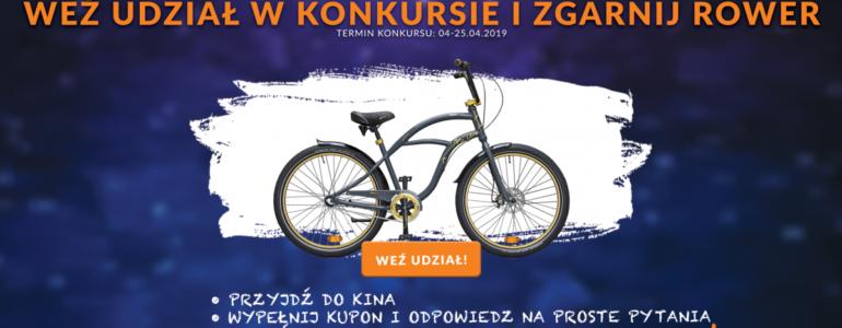 Wygraj rower o wartości prawie 2000 złotych