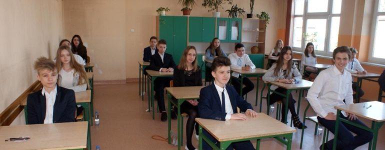 Ósmoklasiści już po pierwszej części egzaminu