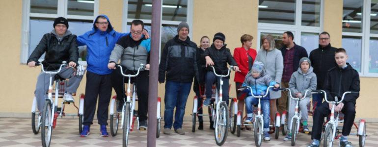 Kolejna wypożyczalnia rowerów dla osób niepełnosprawnych – FOTO
