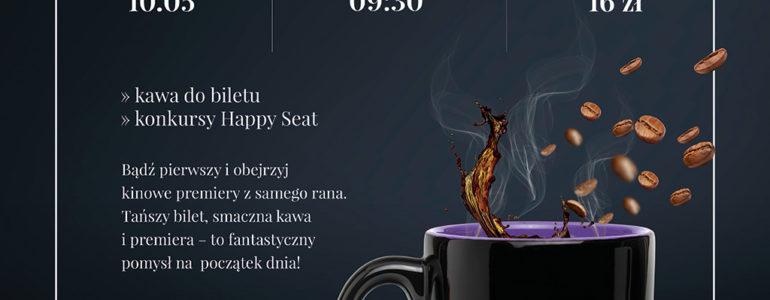 Premiera przy kawie, czyli nowy projekt w Planet Cinema