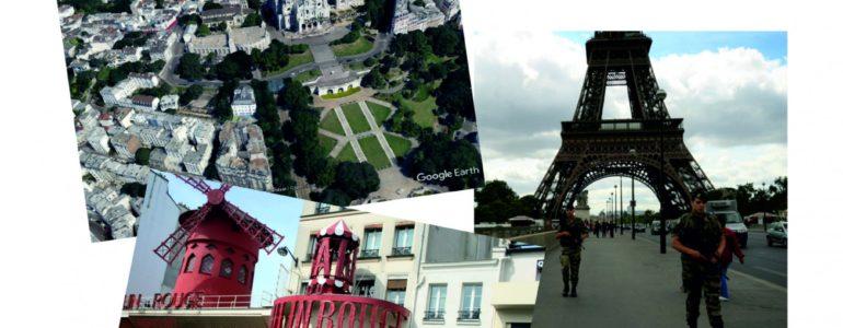 Paryż w cztery dni