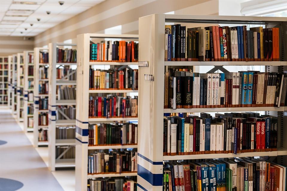 #Kiermaszksiążki, czyli Tydzień Bibliotek
