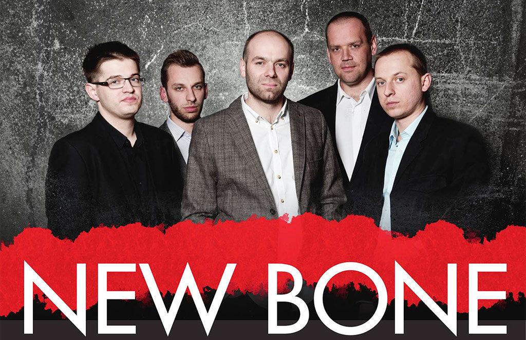 Kwintet jazzowy New Bone wystąpi wsobotę 27 kwietnia o godzinie 19w Osiedlowym Domu Kultury Zasole. Mamy dla Was bilety.