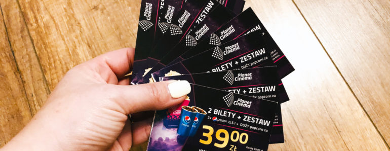 Ubezpieczenia Malta rozdaje kupony zniżkowe do kina