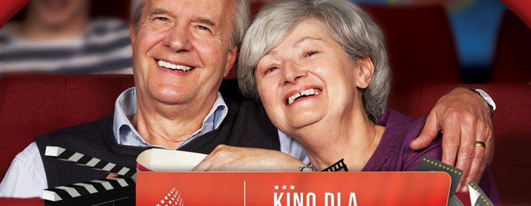 Kino dla seniorów w Planet Cinema z eFO