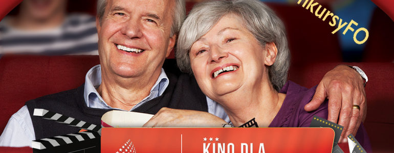 Kino dla Seniorów z eFO – zaproszenia