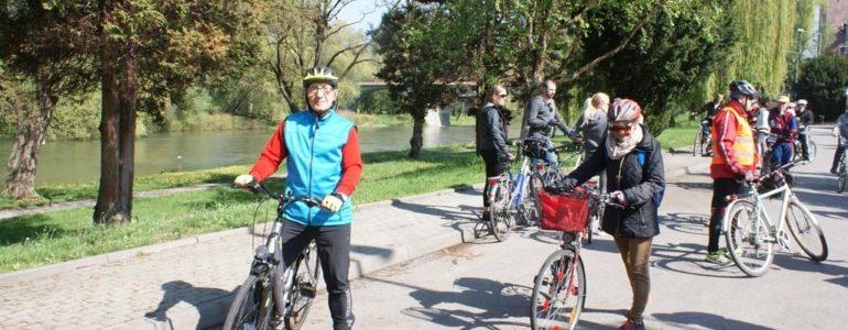 Niedziela na rowerze z MotoGALCJĄ