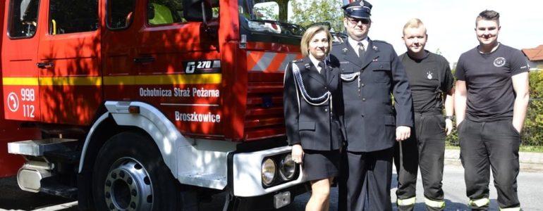 Strażacka parada w Międzynarodowym Dniu Strażaka – FILM, FOTO
