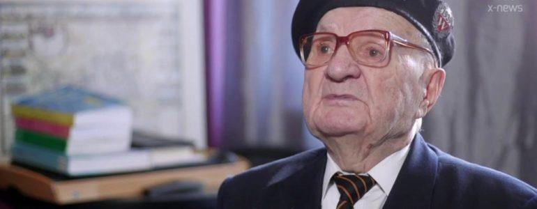 74 lat temu skończyła się wojna. Poznajcie stuletniego weterana – FILM