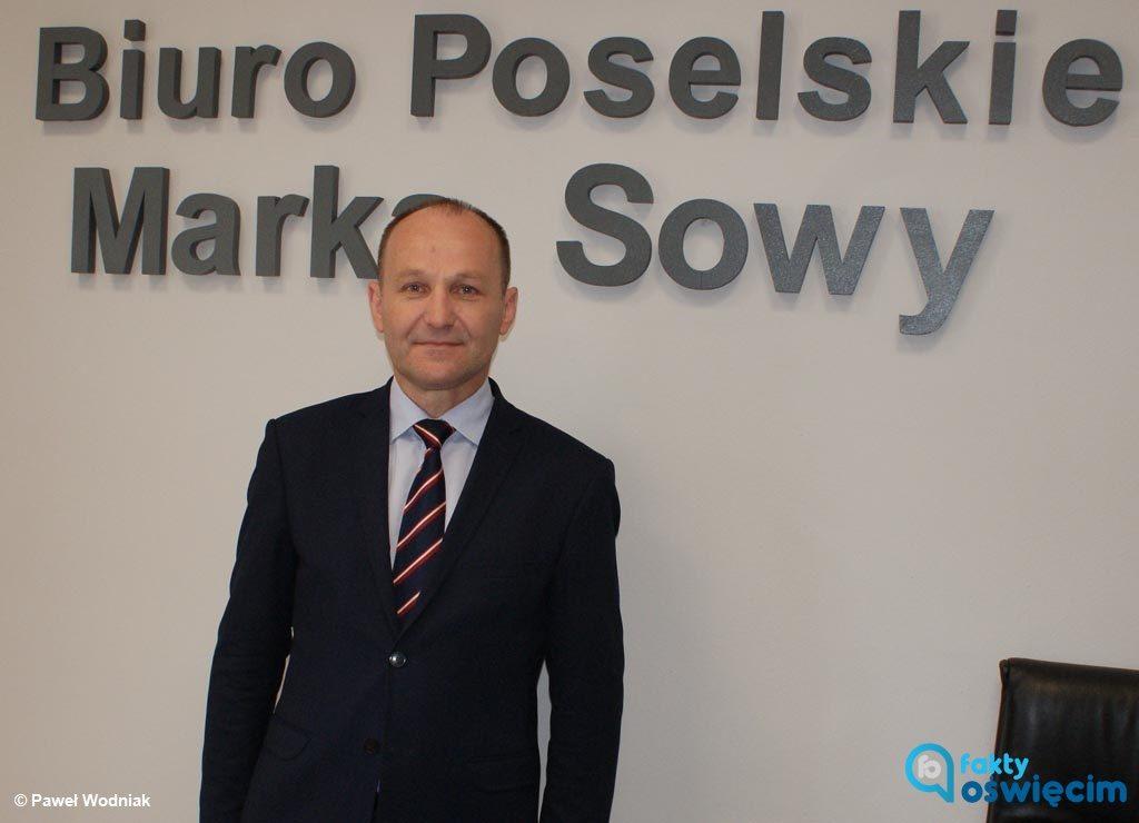 Marek Sowa, poseł Platformy Obywatelskiej - Koalicji Obywatelskiej wystosował list otwarty do Witolda Kozłowskiego, marszałka Małopolski.