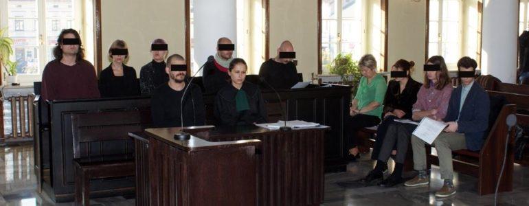 Sąd podtrzymał wyrok za znieważenie Miejsca Pamięci Auschwitz i zadźganie jagnięcia