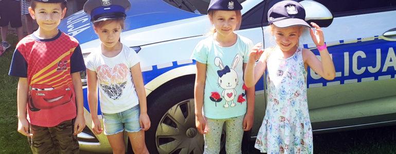 Opowiadali najmłodszym o bezpieczeństwie – FOTO