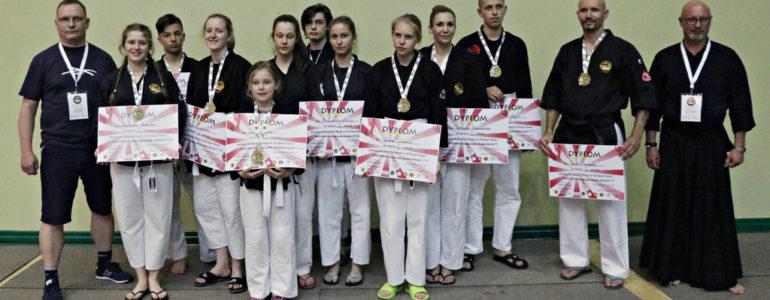 Z Inowrocławia przywieźli 15 medali – FOTO