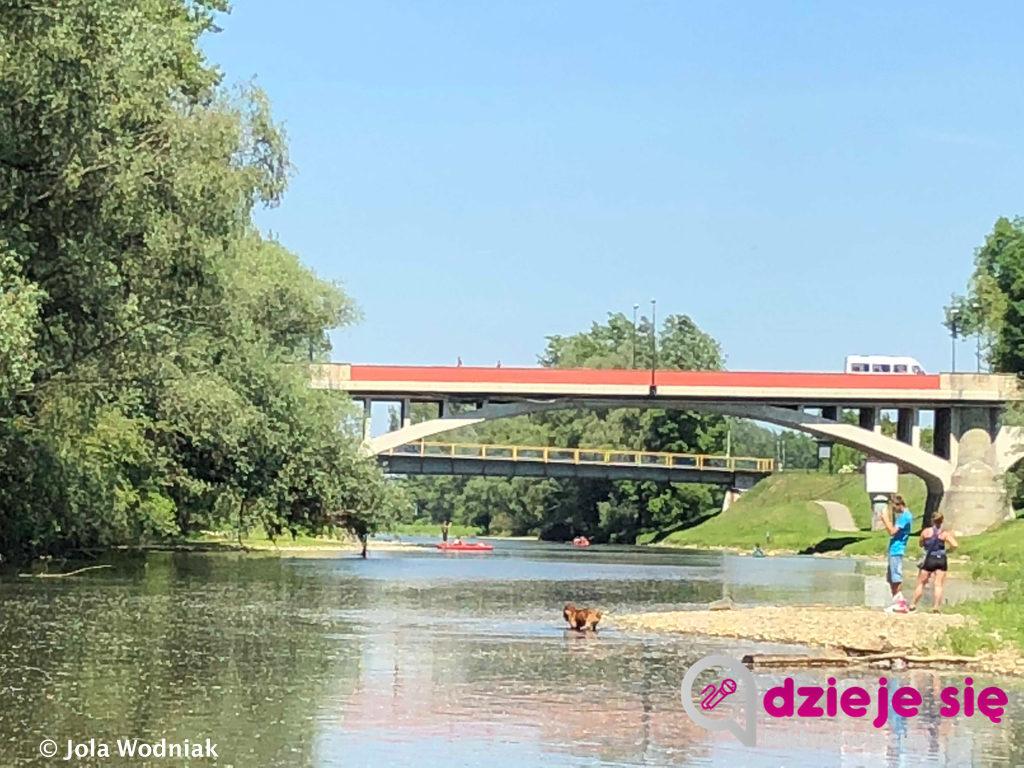 Zgodnie z harmonogramem w niedzielę 7 lipca powinny się odbyć w Oświęcimiu spływy kajakowe. Niesteyty - są odwołane z przyczyn pogodowych.