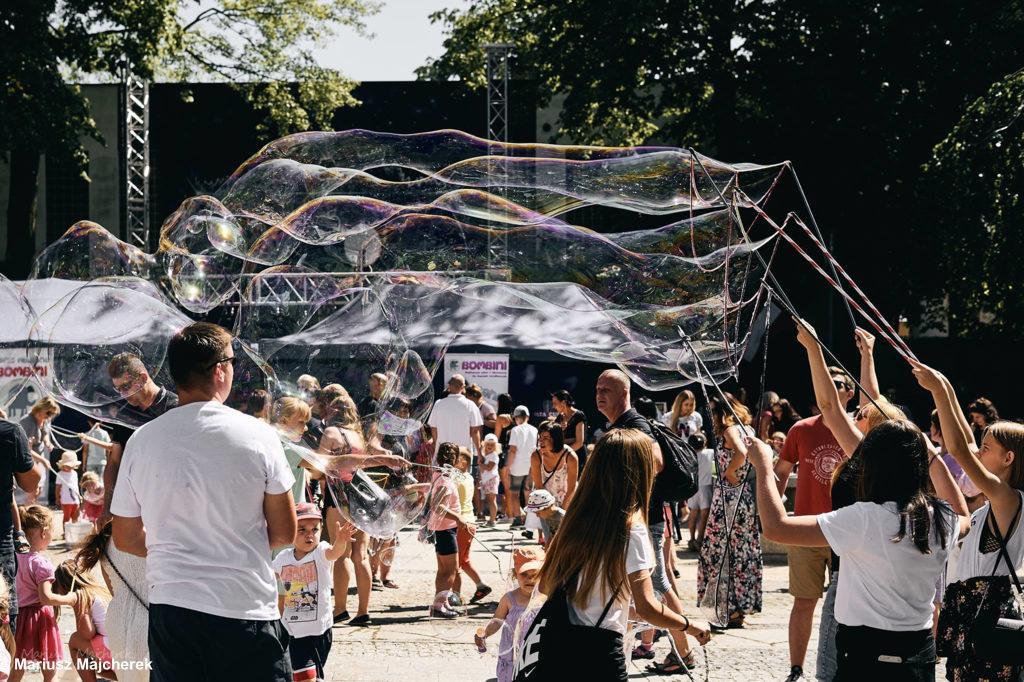 Bubble Day w Kętach