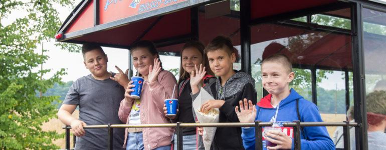 Deszcz nie przeszkodził gminie Przeciszów w świętowaniu – FOTO