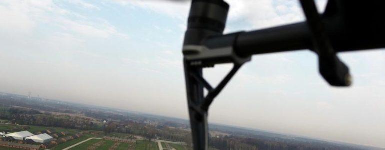 Strefa zakazu lotów nad Muzeum Auschwitz-Birkenau