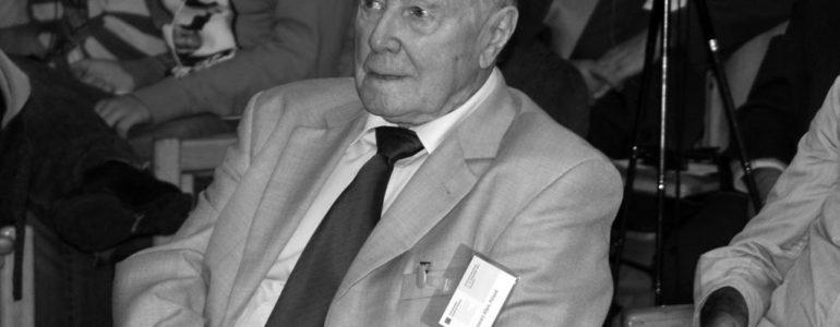 Zmarł Kazimierz Albin, ostatni więzień pierwszego transportu do Auschwitz